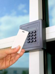 Keyless Card System